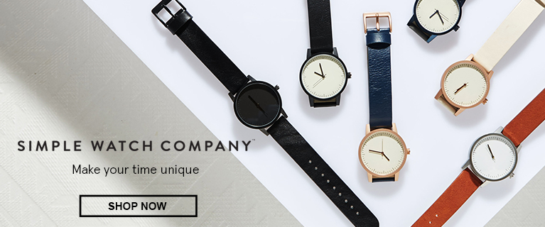 Shop Simple Watch Co Watches