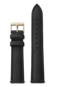 Cluse La Bohème Watch Strap Black/Gold CLS021