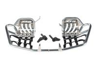 XFR - Extreme Fabrication Racing Pro-Series II XFR Nerf Bars Yamaha Raptor 700