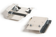 XFR - Extreme Fabrication Swing Arm Skid Plate Yamaha YFZ450 06-08