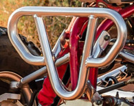 XFR - Extreme Fabrication Standard Bumper Kawasaki KFX400