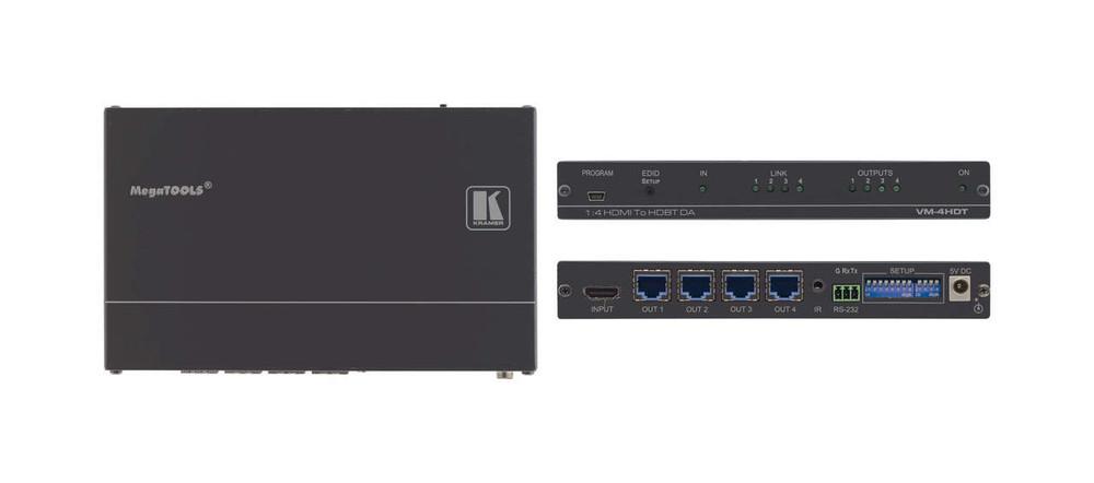 Kramer VM-4HDT HDBaseT DA (VM-4HDT)