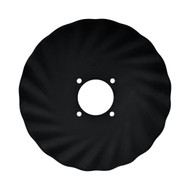 "17"" x 5mm Directional Coulter Blades 20 Wave (CT105040)"