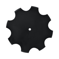 """17"""" x 4.5mm Notched Coulter Blades (CN104583)"""