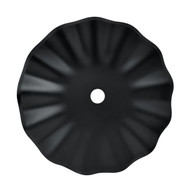 "22"" x 8mm Wavy Coulter Blades 13 Wave (CW138095)"