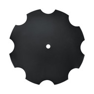 "16"" x 3mm Notched Disc Blades Standard Concavity (DN083005)"