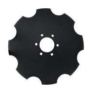 "16"" x 4mm Notched Disc Blades Standard Concavity (DN084005)"