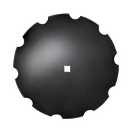 "24"" x 6.5mm Notched Disc Blades Standard Concavity (DN156505)"