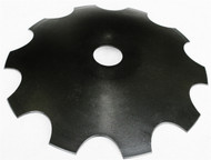 "18"" x 3.5mm Notched Flat Back Disc Blades (DNF113566)"