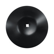 "24"" x 6mm Smooth Disc Blades Deep Cone to Fit Deere (DSC156076)"