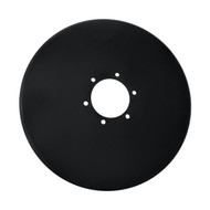 "22"" x 6mm Smooth Flat Back Disc Blades (DSF136065)"