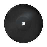 "18"" x 4mm Smooth Raised Crimp Center Disc Blades (DSF114059)"