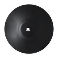 "22"" x 4.5mm Smooth Raised Crimp Center Disc Blades (DSF134561)"