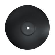 "26"" x 6mm Smooth Raised Crimp Center Disc Blades (DSF176061)"