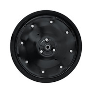 "Gauge Wheel 16"" x 3"" Assembly Poly John Deere Seed Disc Openers (AA66988P)"