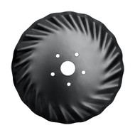 """16"""" x 4.5mm Directional Coulter Blades 20 Wave (CT084540)"""