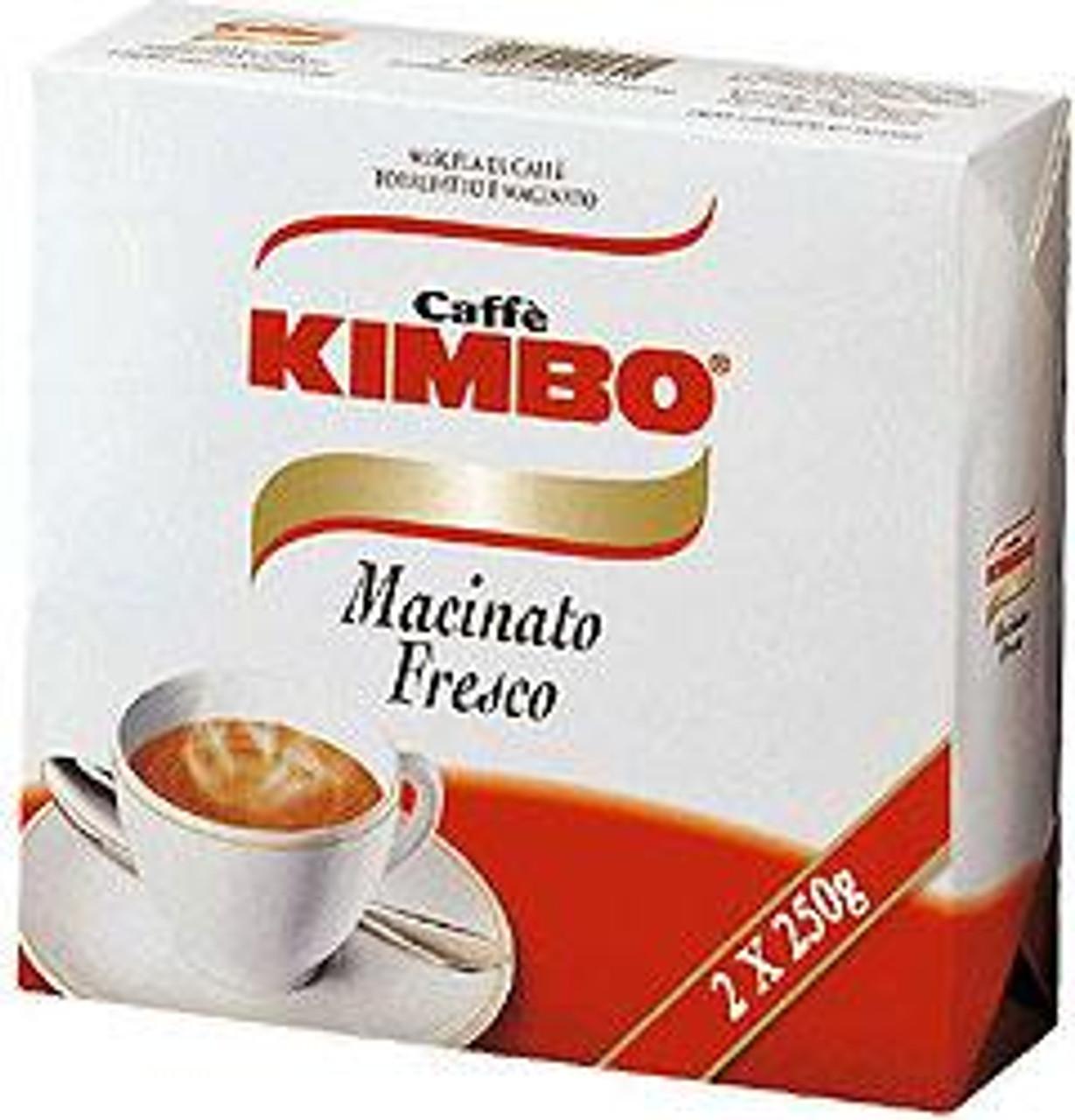 Espresso Macinato Fresco