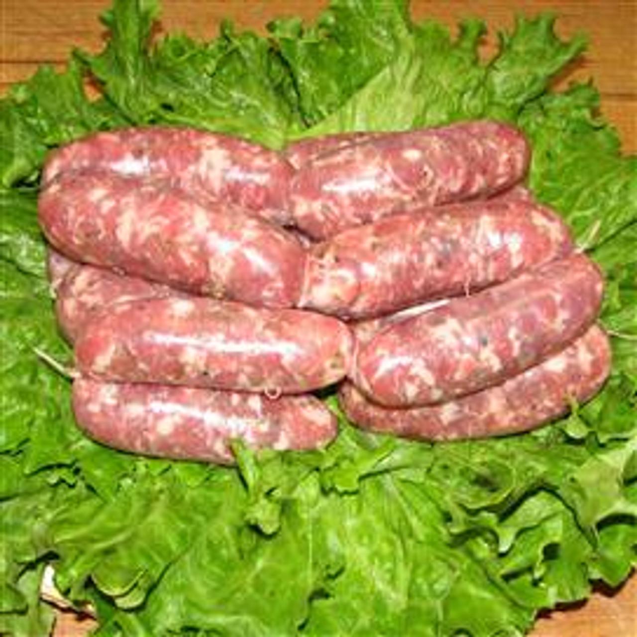 Fennel Sausage