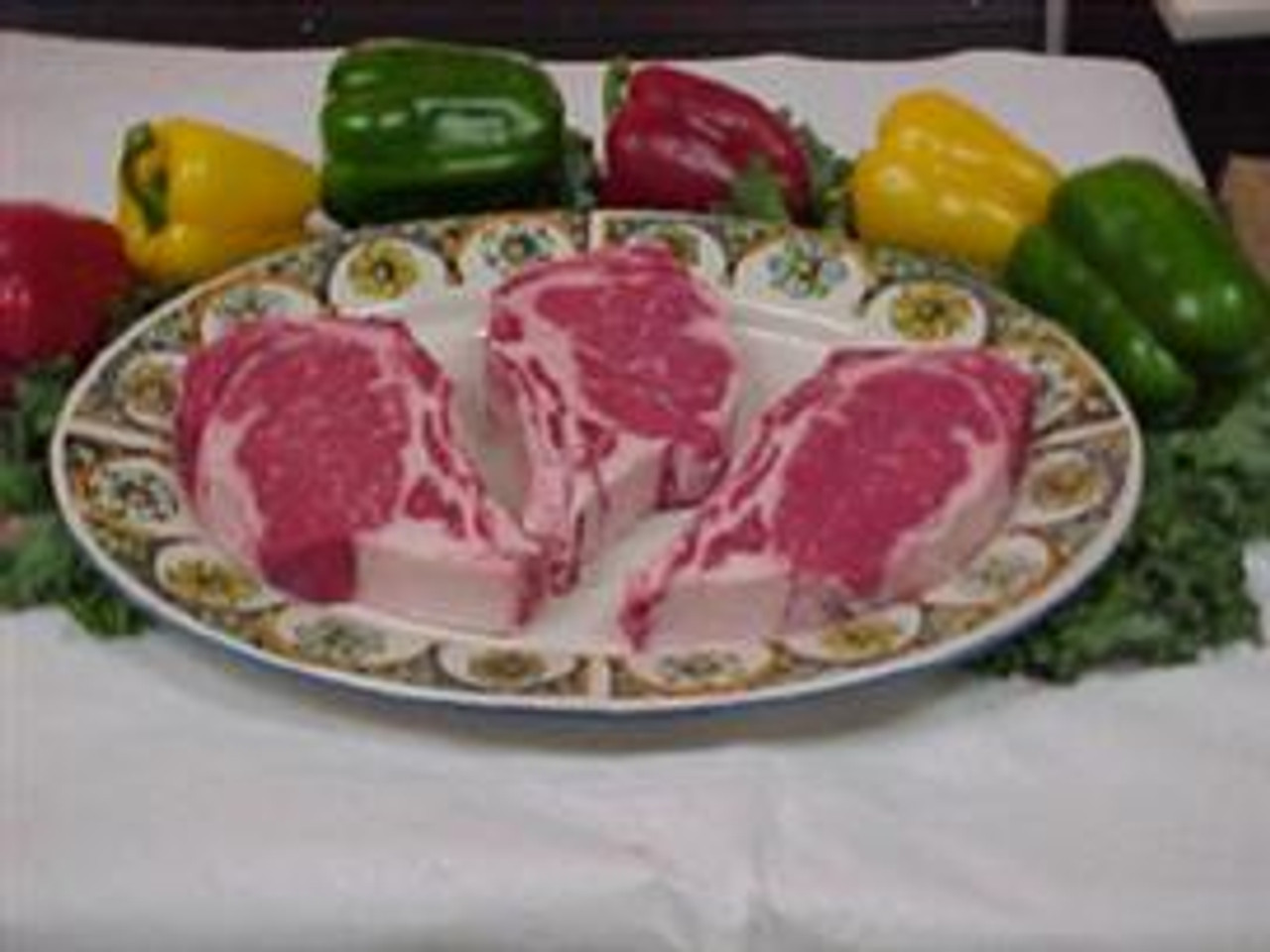 U.S.D.A. Black Angus Club Steak