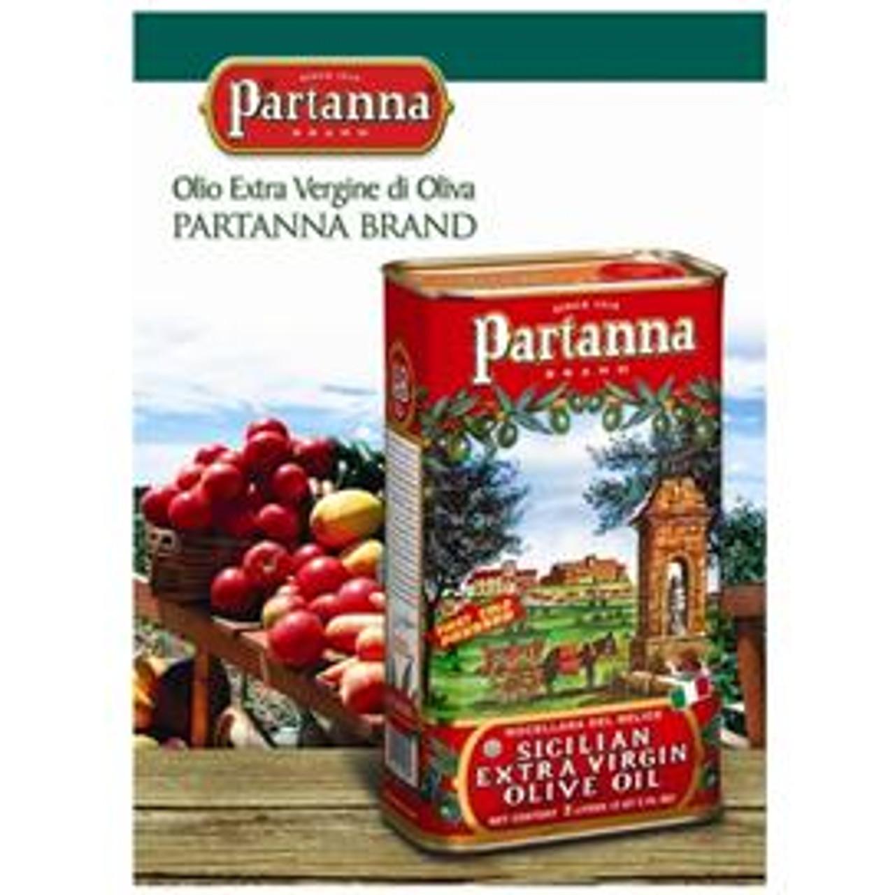 Asaro Partanna Sicilian Extra Virgin Olive Oil