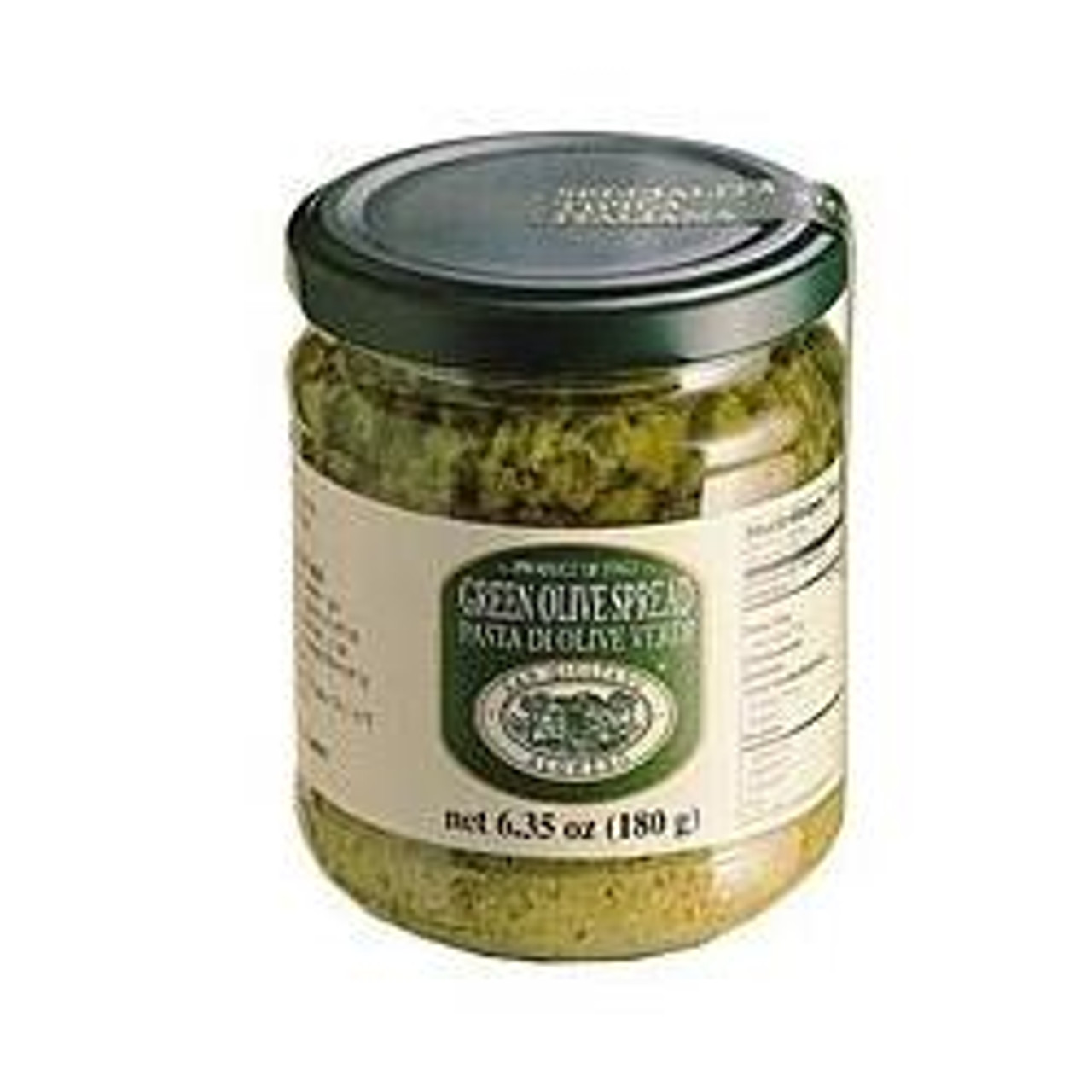 Green Olive Spread
