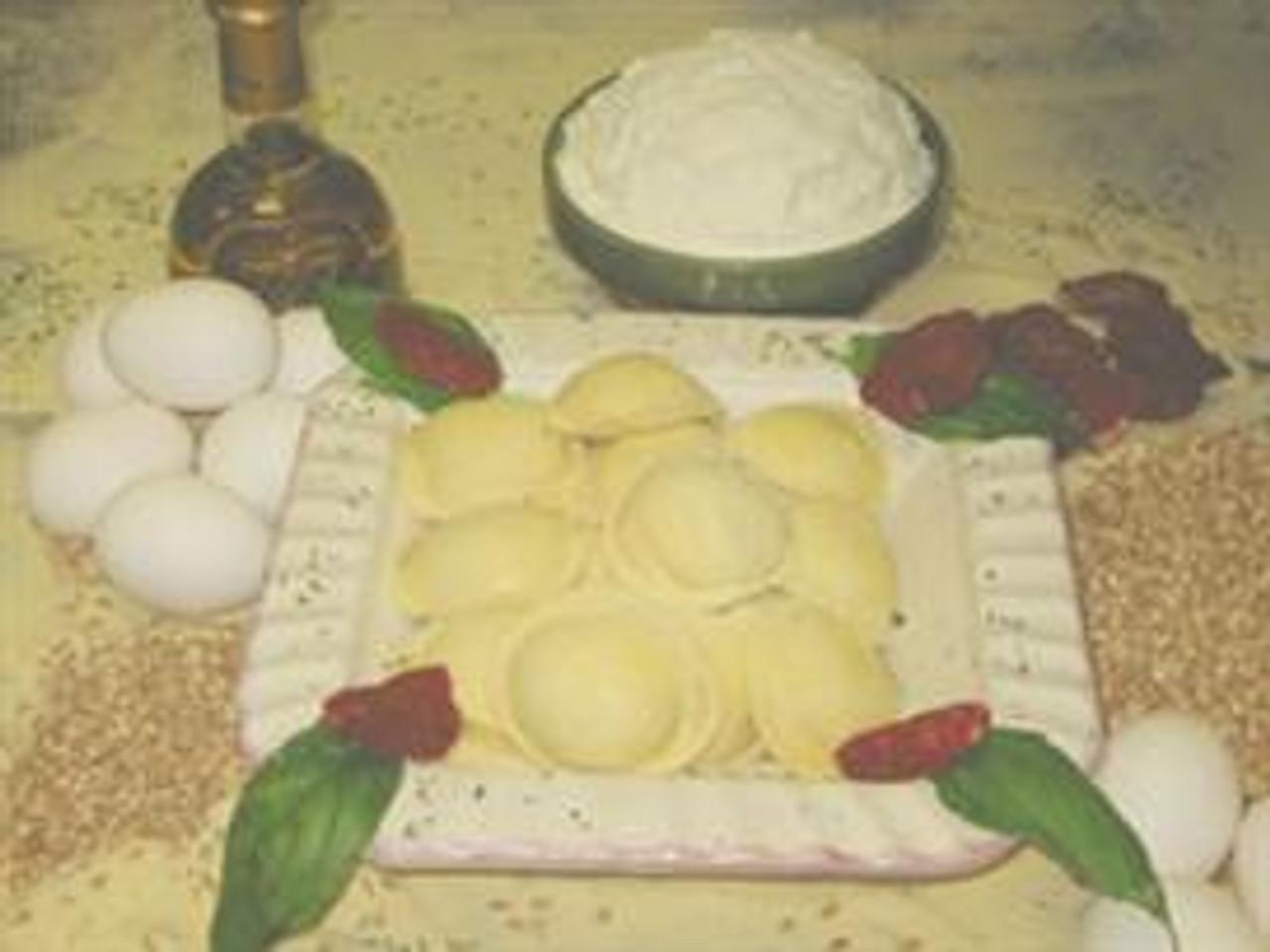 Cheese Ravioli (Large Round)