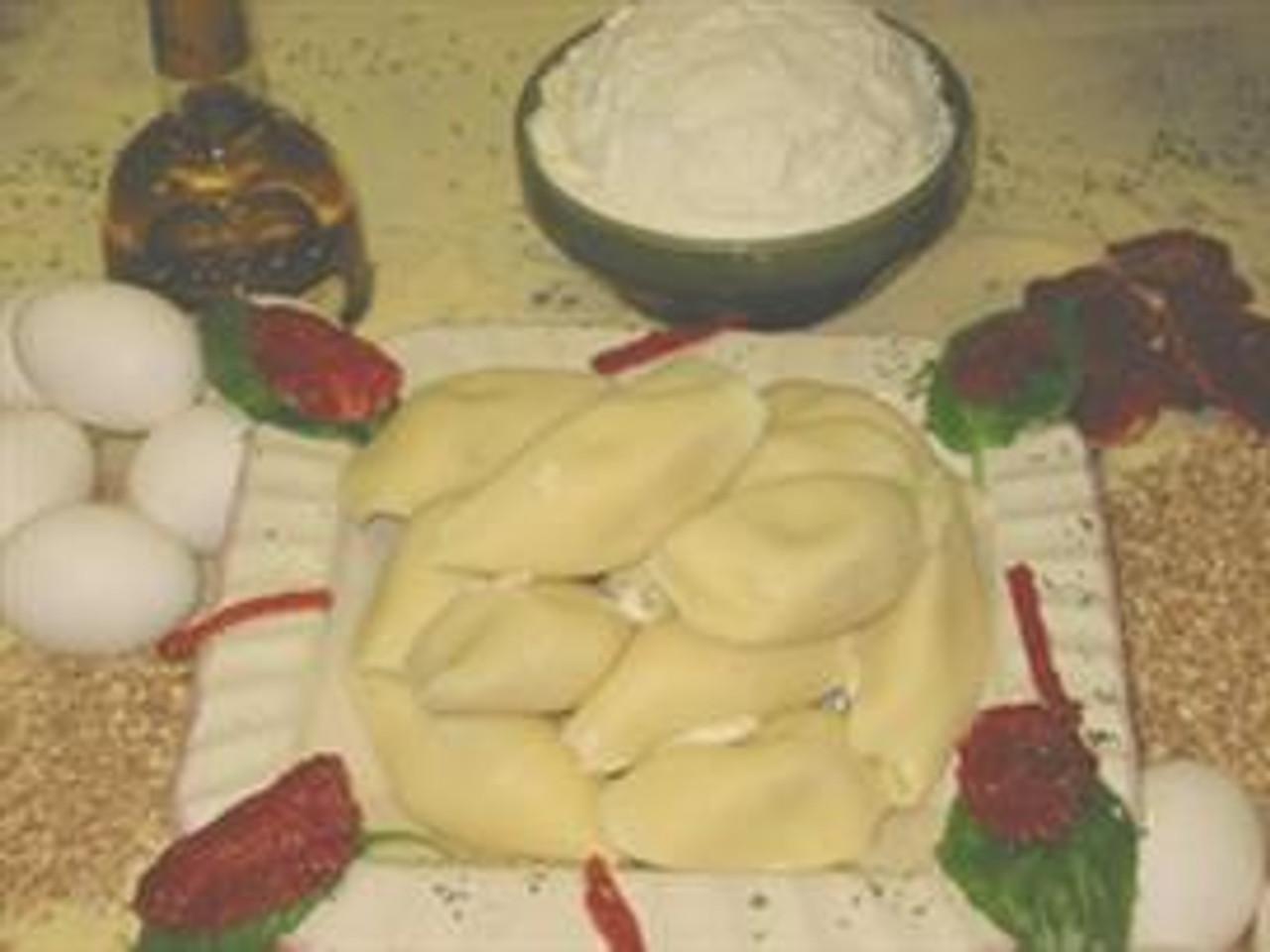 Jumbo Stuffed Shells