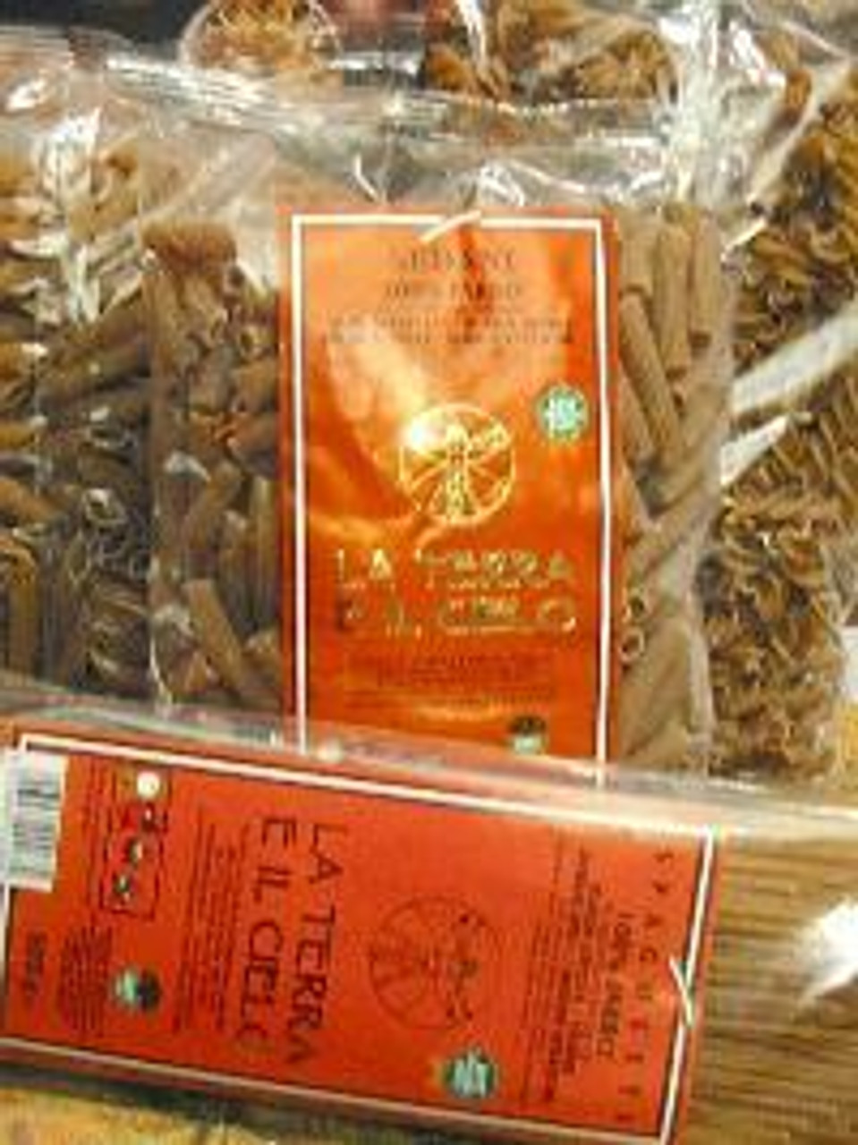 Linguine al Farro - (Organic- Farro whole wheat)