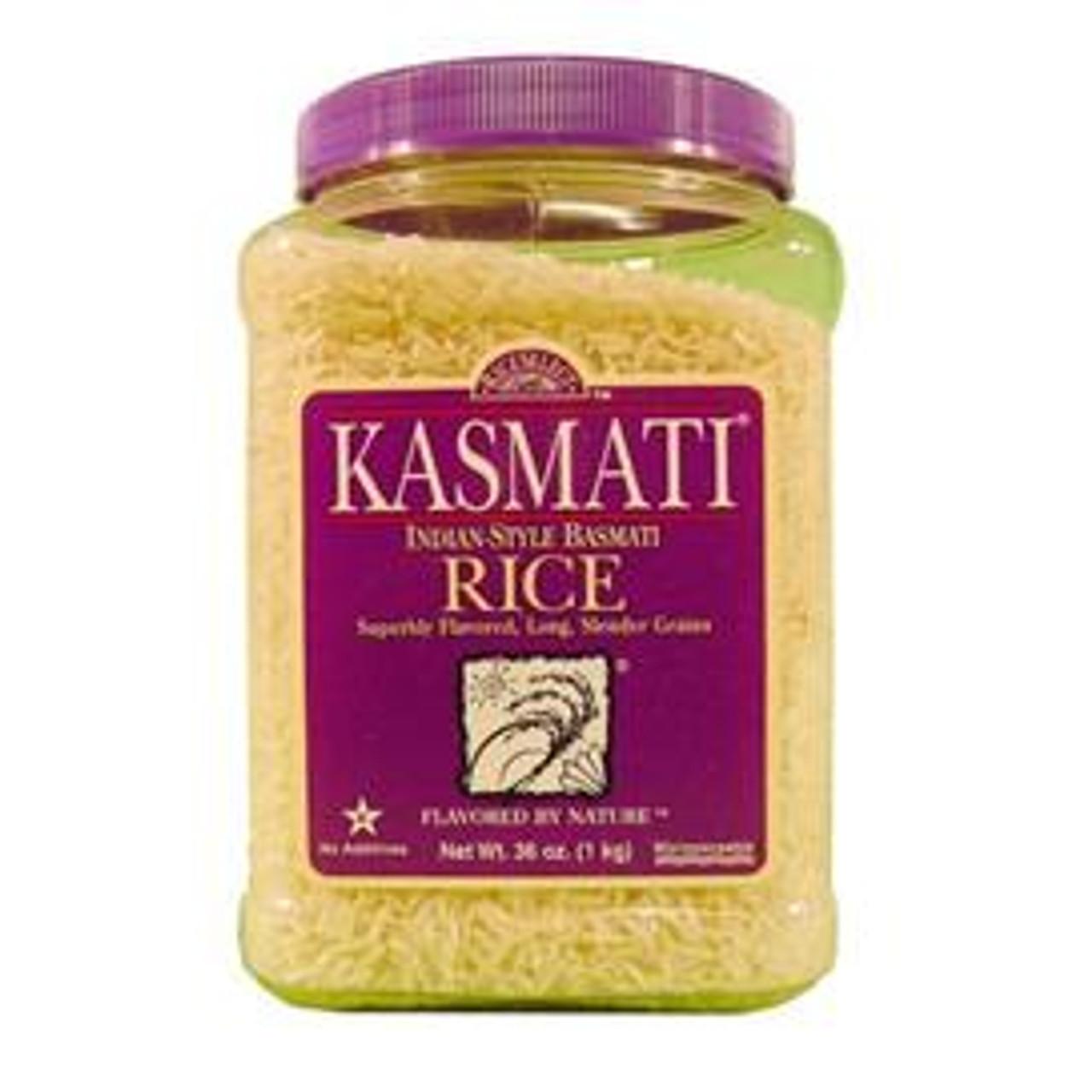 Kasmati Indian Style Basmati Rice