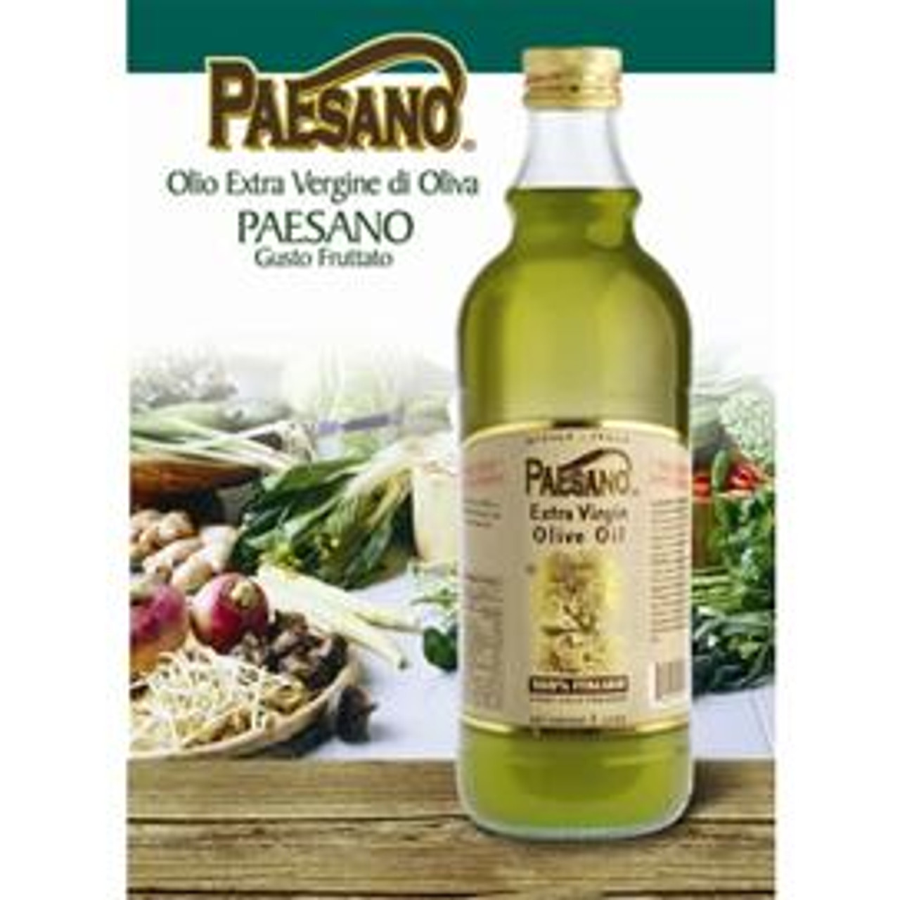 Paesano Extra Virgin Olive Oil