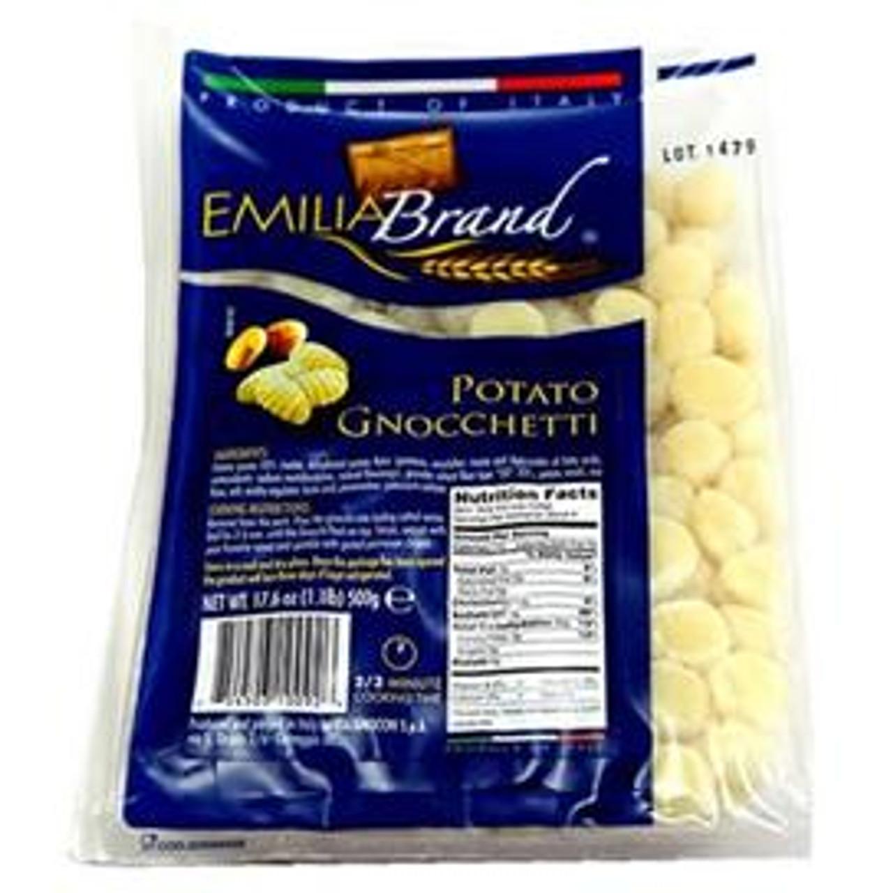Emilia Brand Potato Gnocchetti