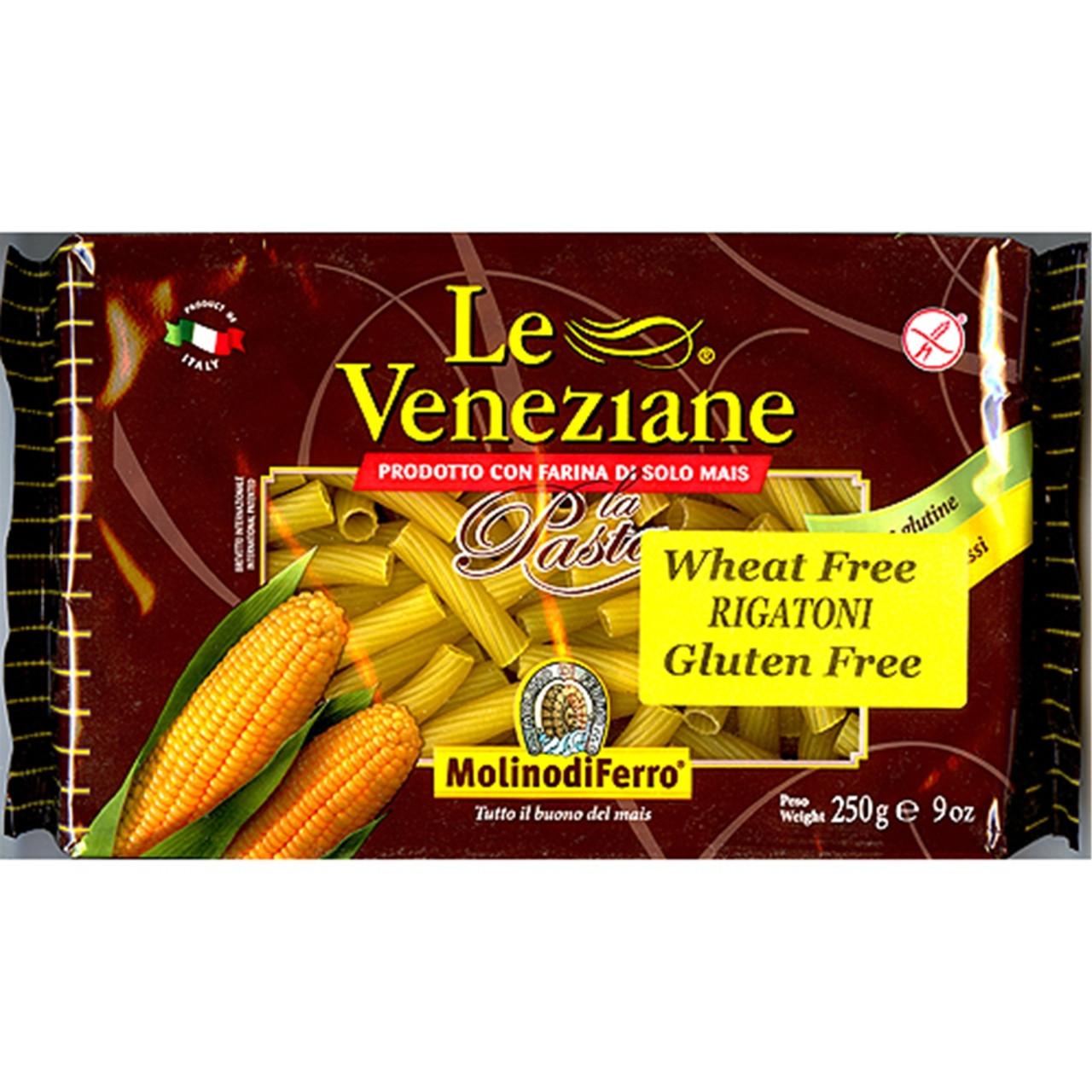 La Veneziane Gluten Free Corn Pasta Rigatoni