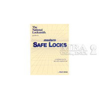 BOOK MODERN SAFE LOCKS