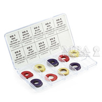 SAFE DOOR HINGE SHIM KIT
