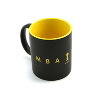 COFFEE MUG WITH MBA LOGO