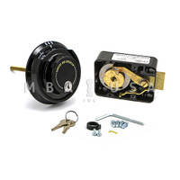 SG 6730 LOCK PKG  W/ D225 / R167 BW DIAL AND RING KEY LOCKING