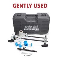 DBB LOCK MORTICER - GENTLY USED