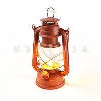 NEBO Old Red 15 LED, 100 Lumen Lantern