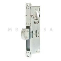 "Dead Bolt Lock, 1-1/8"" Backset, No Faceplate"