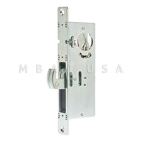 "Hook Bolt Lock, 1-1/8"" Backset, No Faceplate"