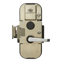 Type II, GSA, Access Control Capable, Lever Exit, Kaba X-10 Lock, #3 Strike (INSWING)