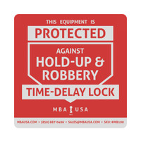 Time-Delay Lock Sticker