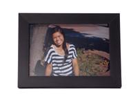 Black Slim Line Tabletop Picture Frame