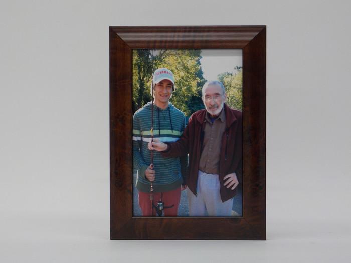 4x6 Walnut Burl Tabletop Frame