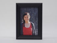 5x7 Tribeca Black Tabletop Frame