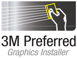 3M Vinyl Graphics Stripes Decals