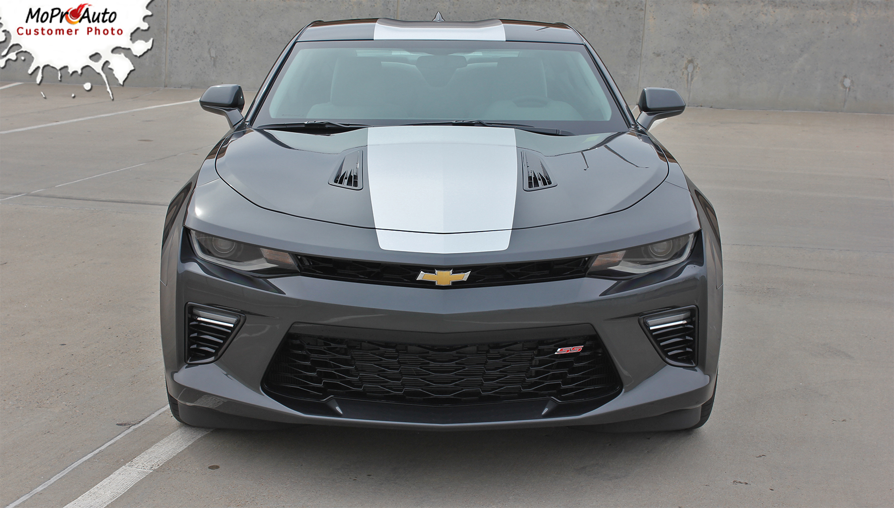 2016 2017 2018 Chevy SS RS Camaro OVERDRIVE Vinyl Graphics Kits, Decals, Stripes