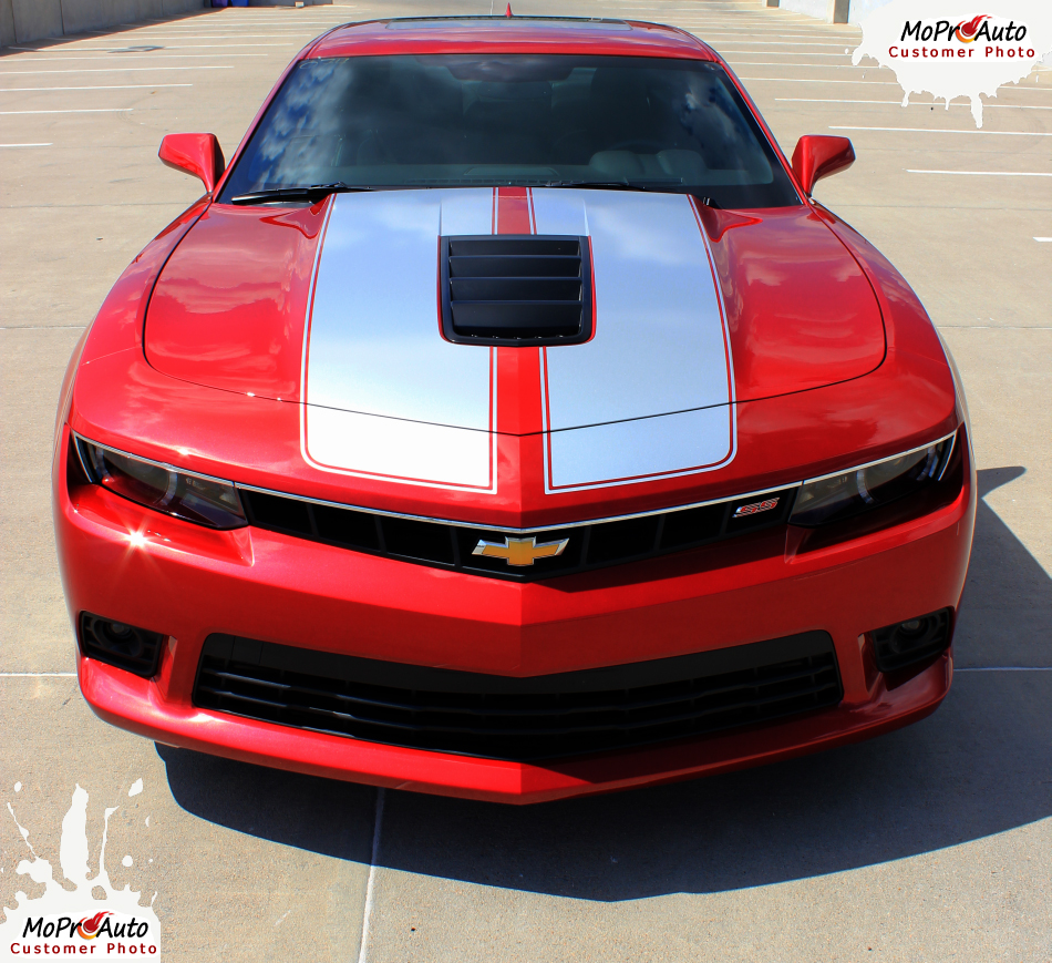 2014-2015 Chevy SS Camaro Vinyl Graphics Kits, Decals, Stripes,