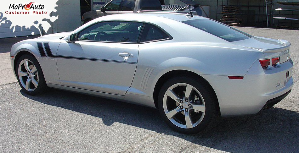 2014-2015 Track Chevy Camaro Vinyl Graphics Kits, Decals, Stripes by MoProAuto