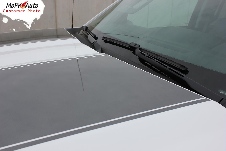 CHEVY SILVERADO GMC SIERRA - MoProAuto Pro Design Series Vinyl Graphics, Stripes and Decals Kit